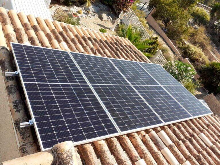 Placas solares Denia - Electrodomesticos Pineda
