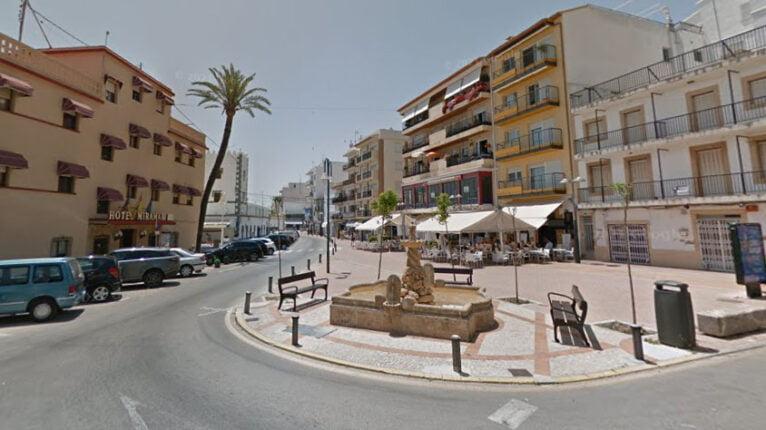 Plaza Adolfo Suárez