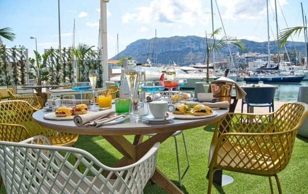 Imagen: Restaurante Nomada Desayunos