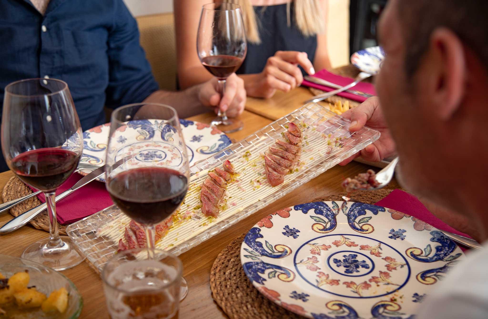 Sitios donde comer Javea – Restaurante Portitxol