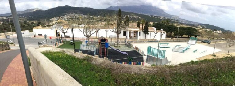 Skate Park de El Poble Nou de Benitatxell