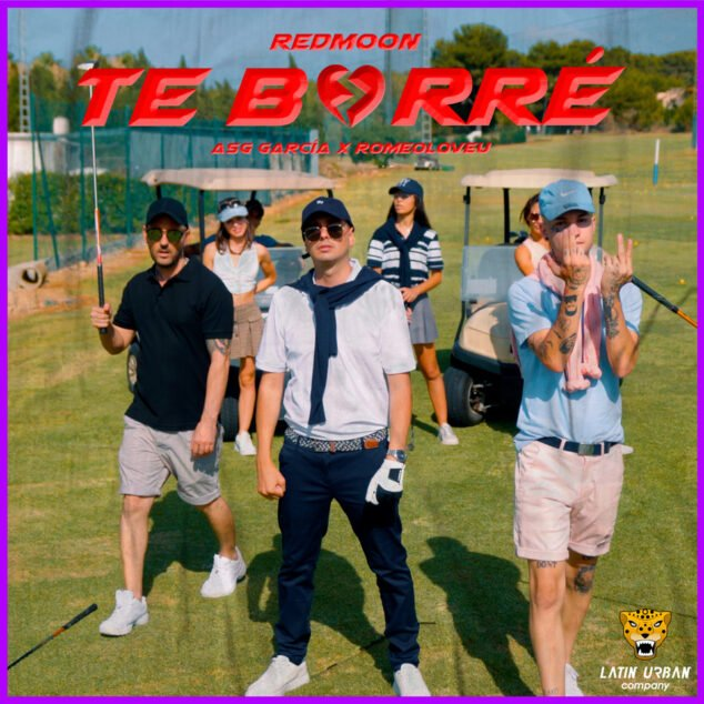 Imagen: Portada de single 'Te borré'