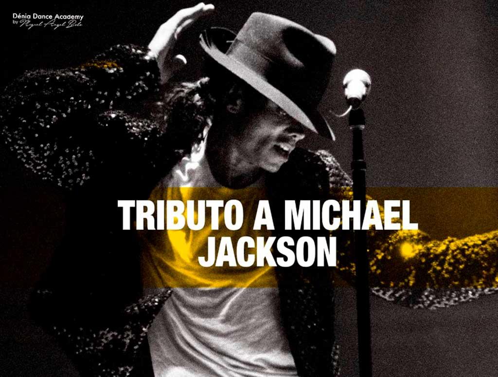 Tributo Michael Jackson Denia
