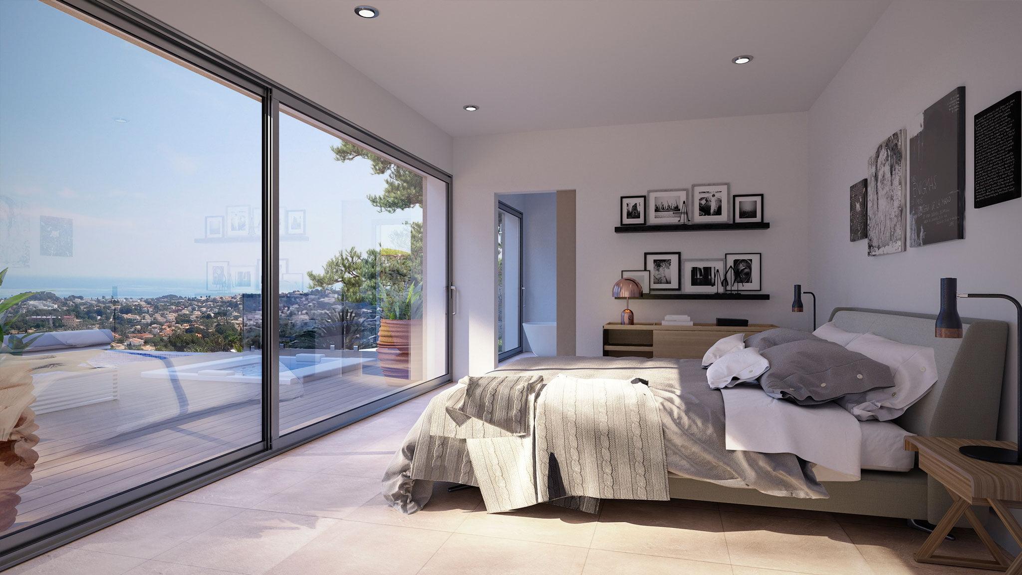 Villa Altea Hills – Lucas Graf Projects