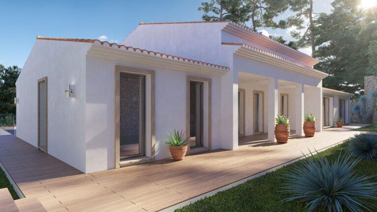 Villa de lujo Altea - Lucas Graf Projects