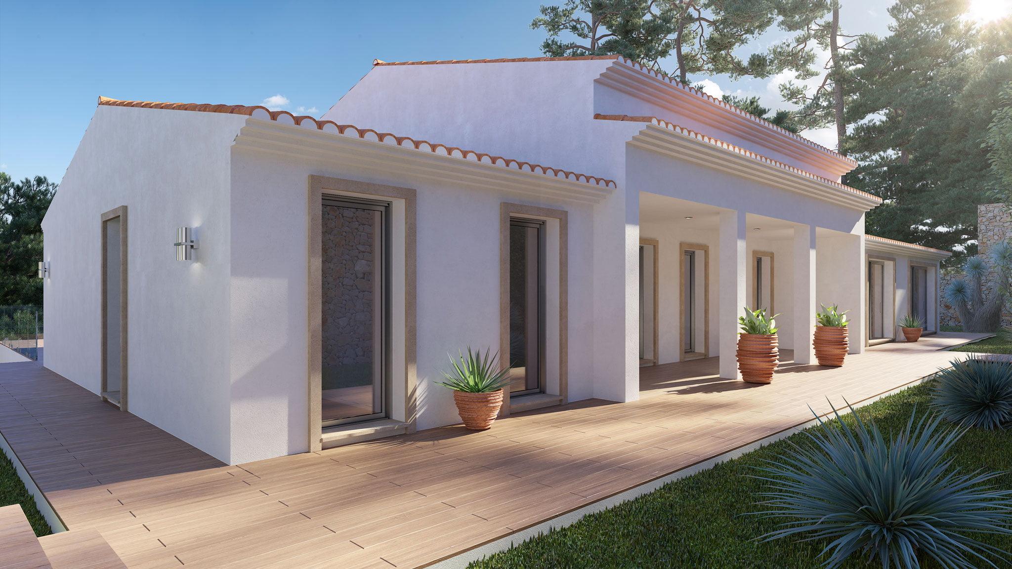 Villa de lujo Altea – Lucas Graf Projects