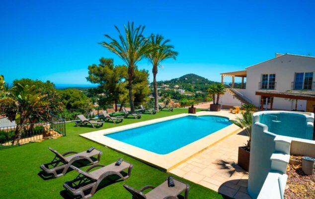 Imagen: Villa de lujo en Tosalet - Terramar Costa Blanca