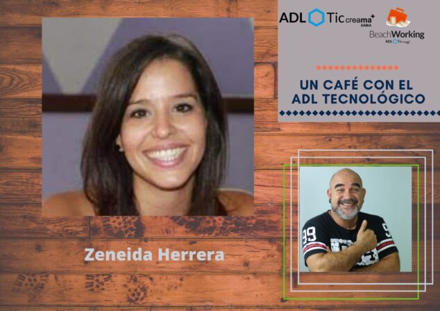 Imagen: Charla con Zeneida Herrera