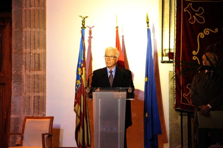 Acto institucional 9 d'octubre-Premi Vila de Xàbia a Fundación Museo Sorolla (18)