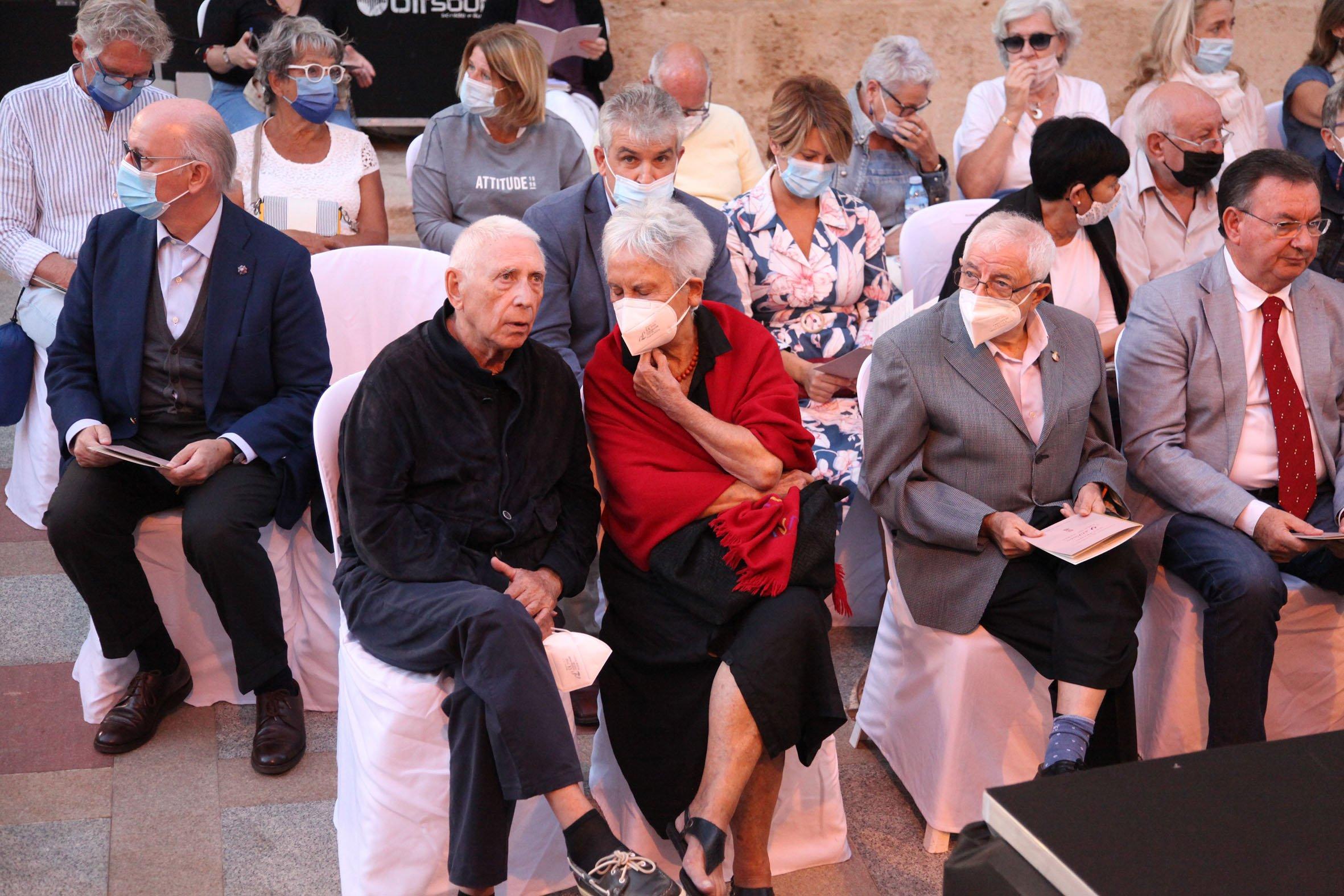 Acto institucional 9 d'octubre-Premi Vila de Xàbia a Fundación Museo Sorolla (2)