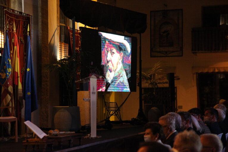 Acto institucional 9 d'octubre-Premi Vila de Xàbia a Fundación Museo Sorolla