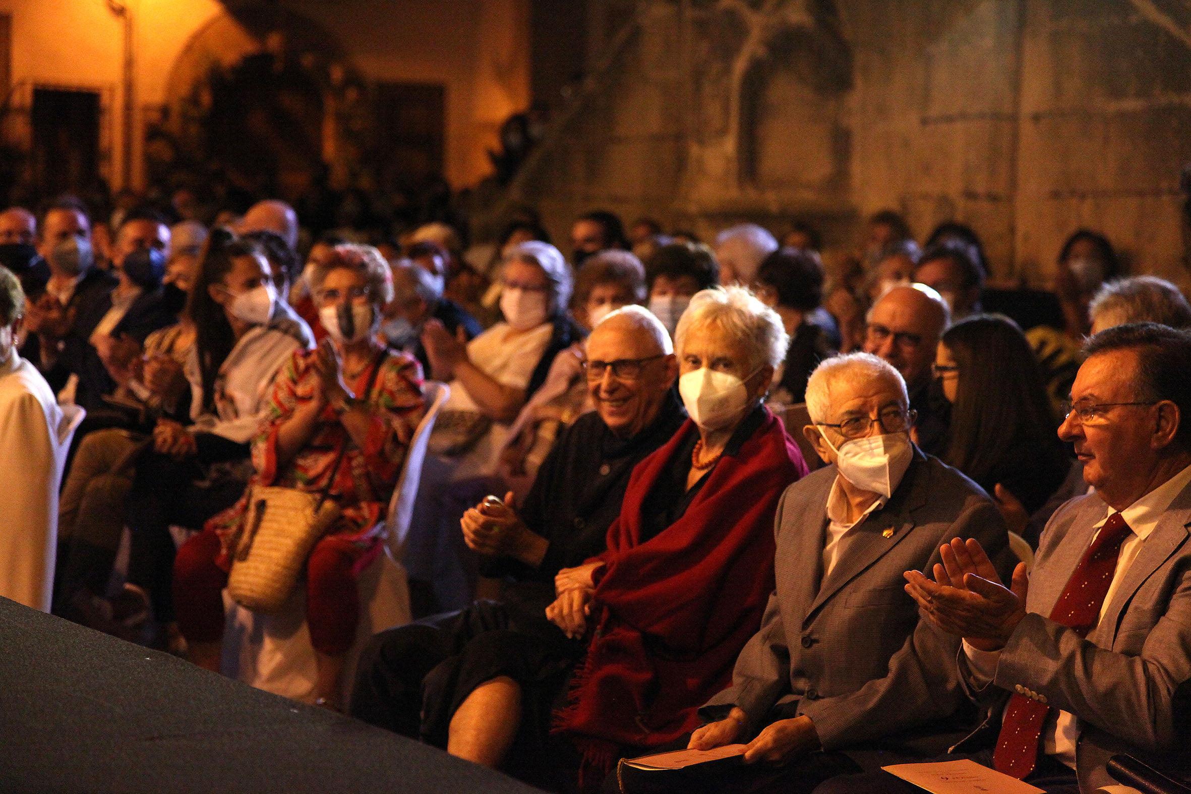 Acto institucional 9 d'octubre-Premi Vila de Xàbia a Fundación Museo Sorolla (45)