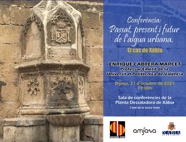 Imagen: Conferencia-Agua-Amjasa