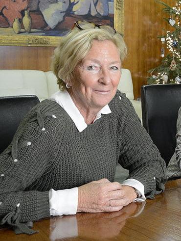 Doris Courcelles, concejal socialista