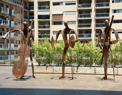 Esculturas de Toni Marí