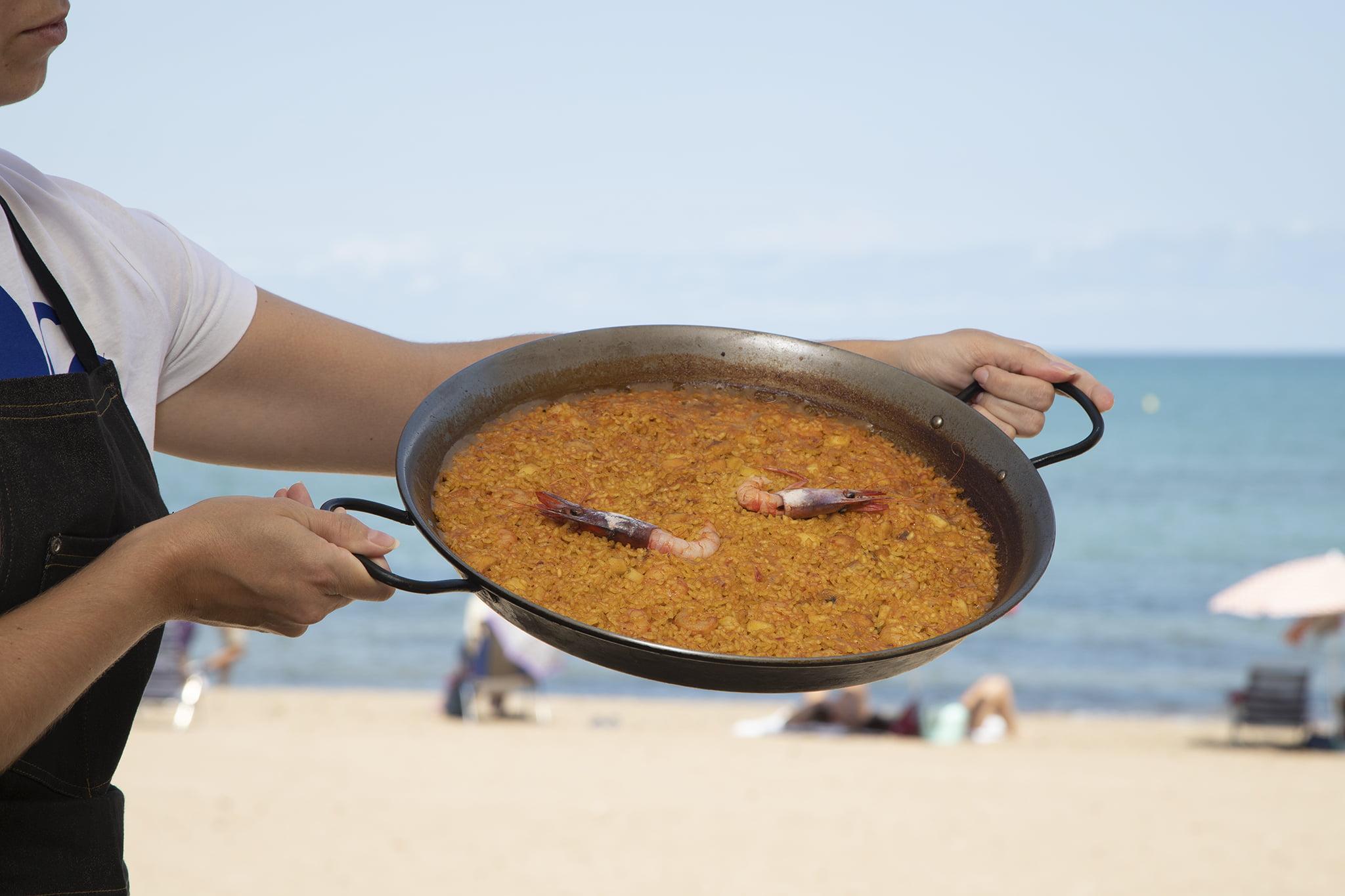 Grastronomía mediterránea a vora mar Restaurant Noguera