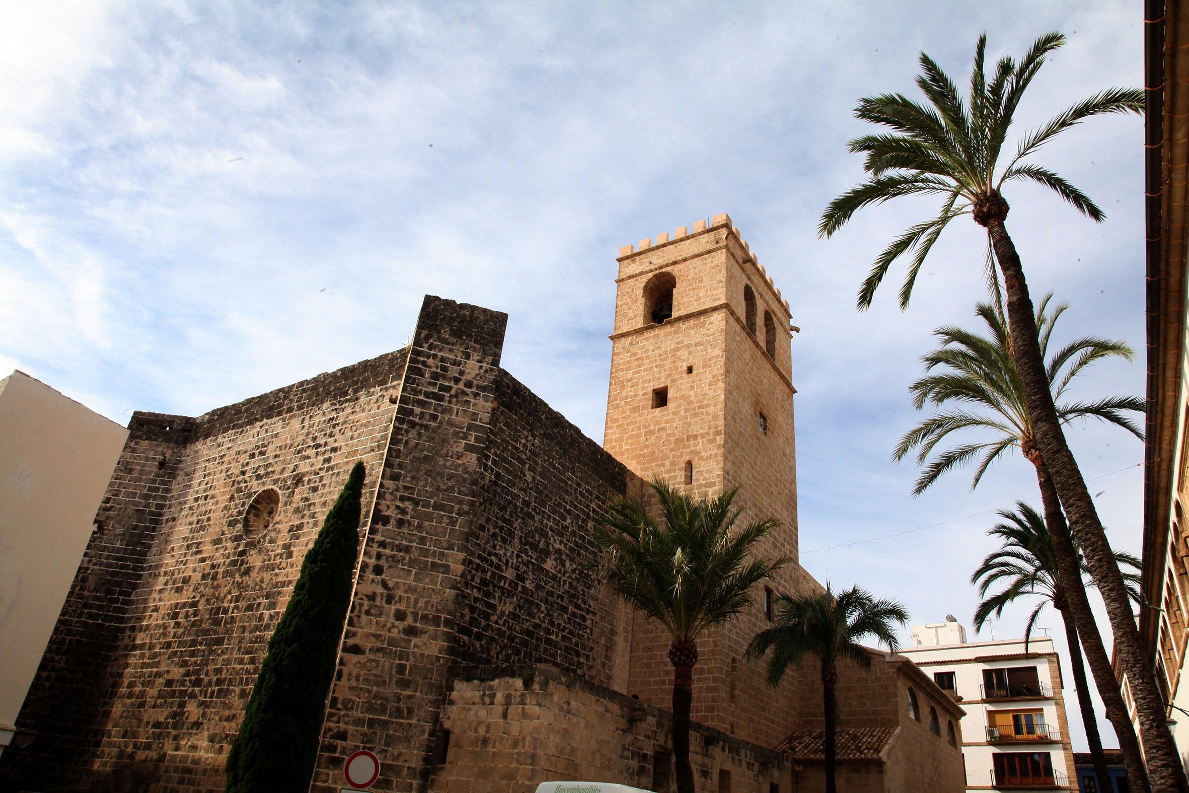 Iglesia San Bartolomé de Xàbia