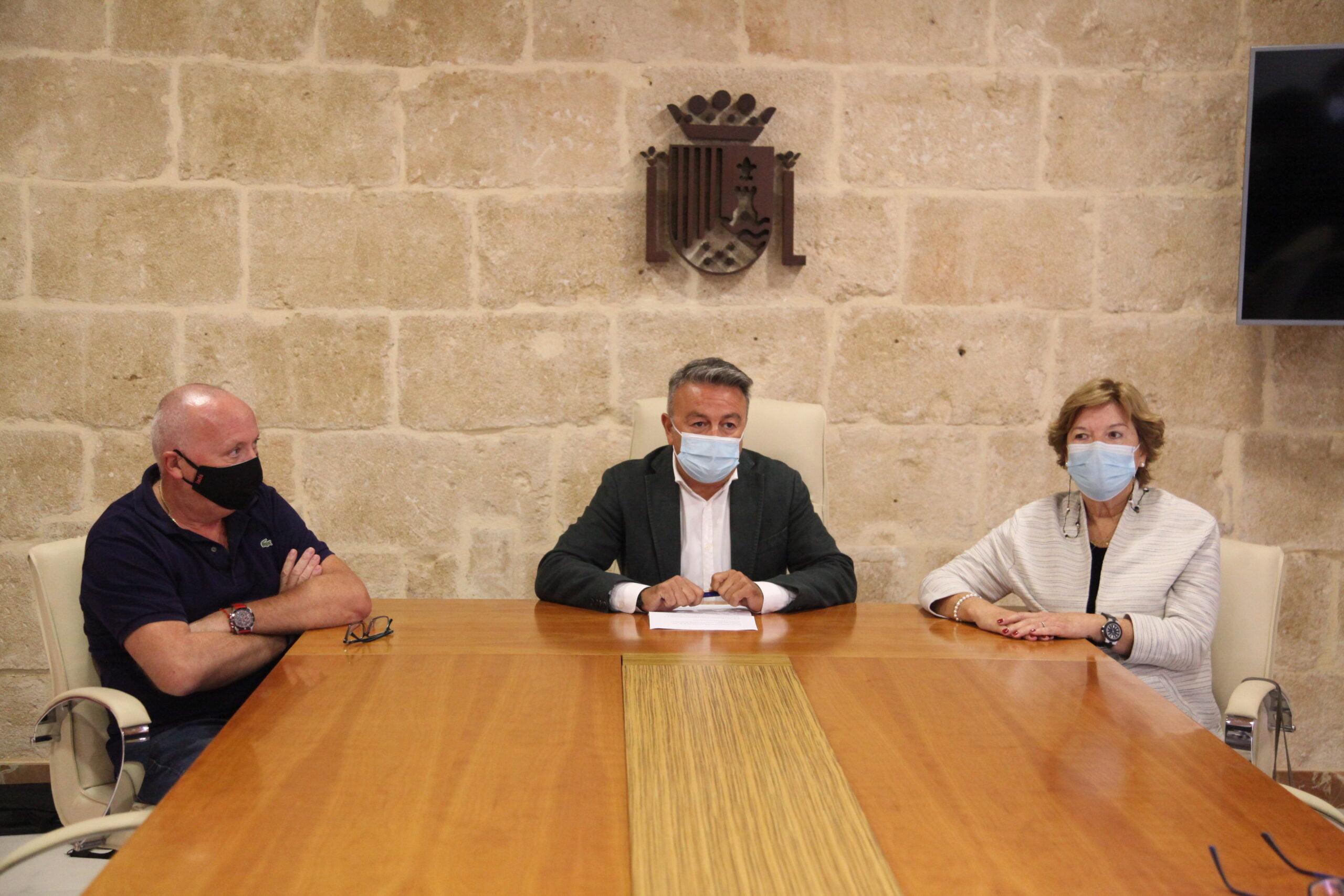 Isabel Bolufer deja la concejalía y Ciudadanos por Jávea se suma al gobierno