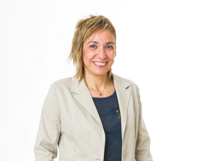 Imagen: Llúcia Signes, nueva secretaria local de Compromís