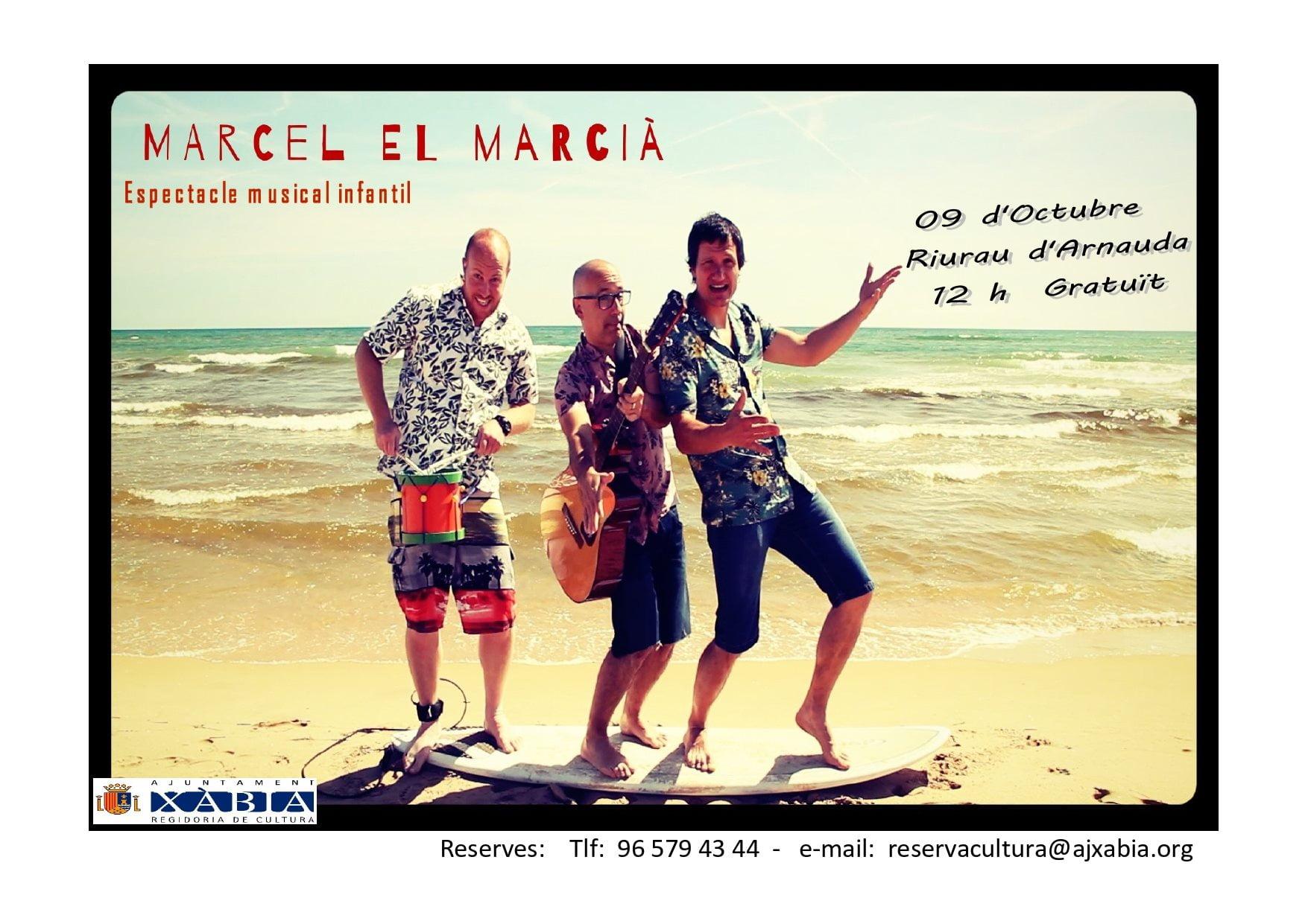 Marcel el Marcià