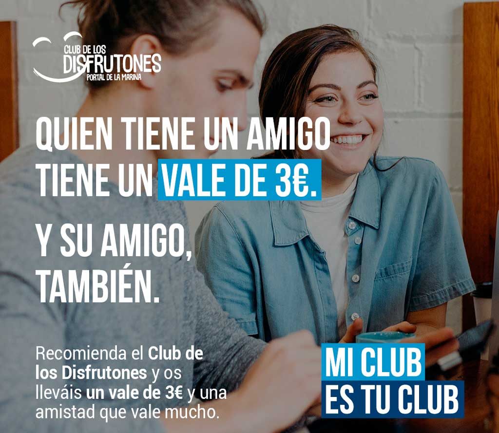 Mi club es tu club – Portal de la Marina