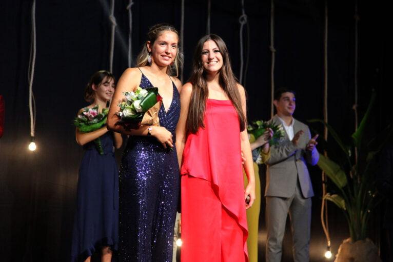 Olivia y Nara, Reinas de 2022 y 2021