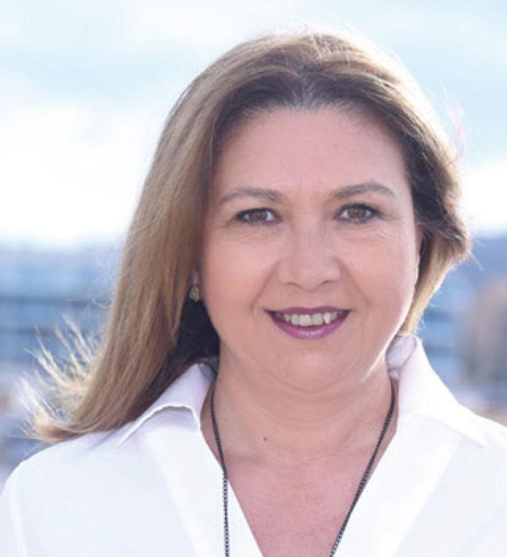 Susana Ern, concejala de CpJ