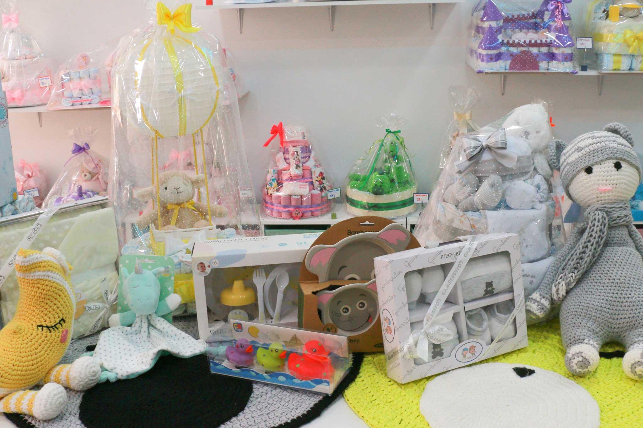 Tienda bebe Denia – Detalles para el bebe