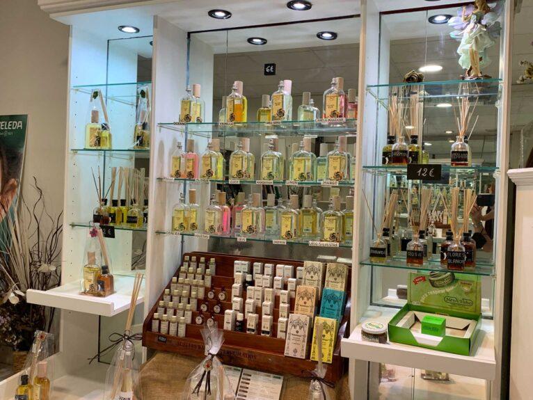 Tienda de cosmetica natural - El Rincon de Lulu